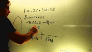 Beneficio empresa selectividad Matematicas 21 Bachillerato Academia Usero Estepona