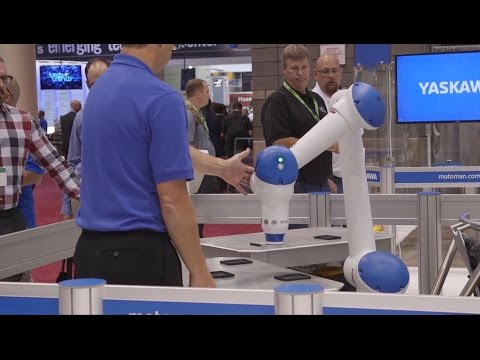 Yaskawa Motoman Enters Collaborative Robot Market with Motoman HC10