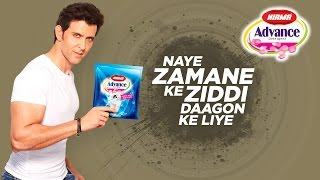 Nirma Advance Feat. Hrithik Roshan