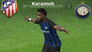 Atletico Madrid Vs Inter