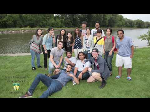 Find Your Academic Home Abroad at The College at Brockport