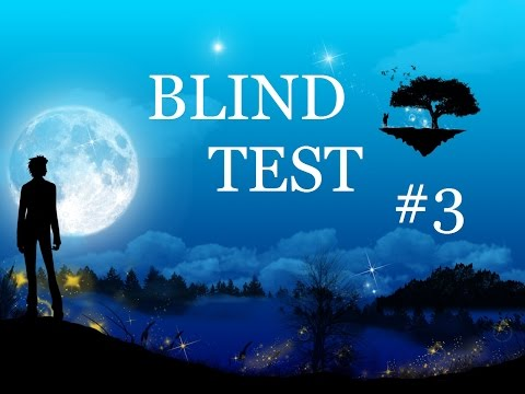 BLIND TEST / quiz musical #3 (films, séries, jeux...) avec réponses