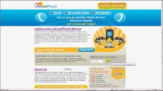Home Phone Service | Government Home Phone | Pay as you go Prepaid Phone