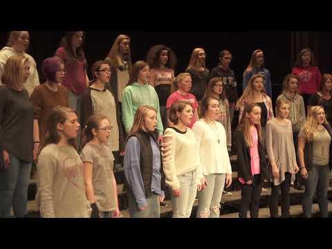 Franklin Community Middle School Choir - 2