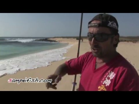 Sampeifish - Boavista - Quad Fishing A Surf Casting E Spinning