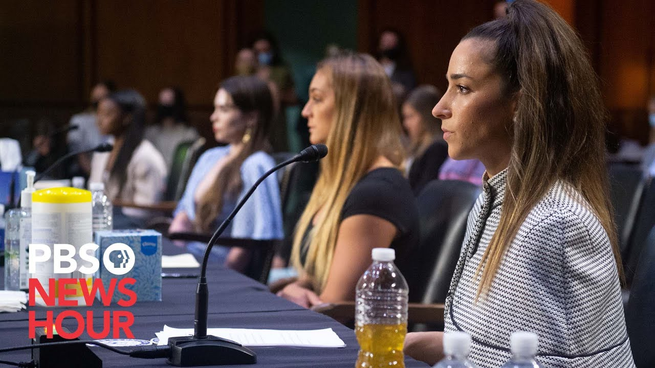 U.S. Gymnasts Testify About Sexual Abuse by Larry Nassar