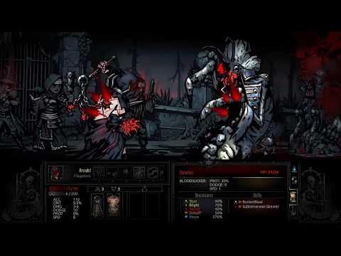 Darkest Dungeon Crimson Court DLC - Part 29 - Courtyard Baron