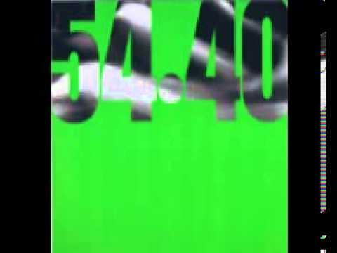 54-40 - The Green Album (1986) Full Album