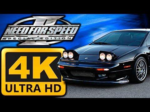 Need For Speed 2 SE - Lotus Esprit V8 Gameplay 4K 60FPS [GTX 970, I7-5820k]