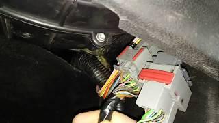 Не работает, не реагирует  педаль газа (Bosch) УАЗ Патрит,