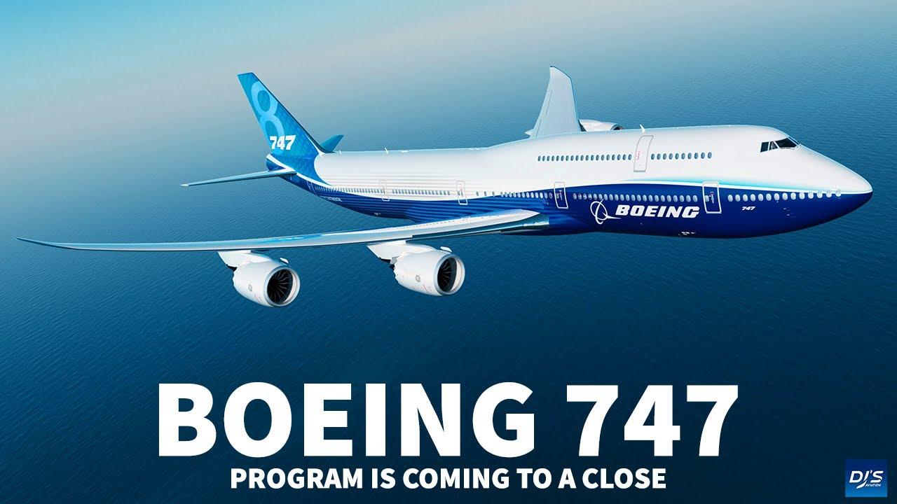 Boeing Ends 747 Program
