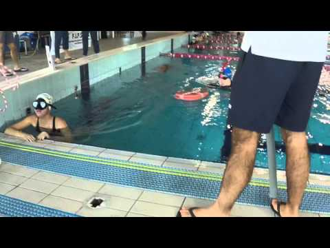 Valentina 50m DYN - 1 Trofeo AssoSub Fabriano