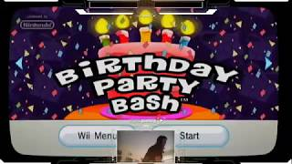 RAMSTREAMS: Birthday Party Bash (wii)