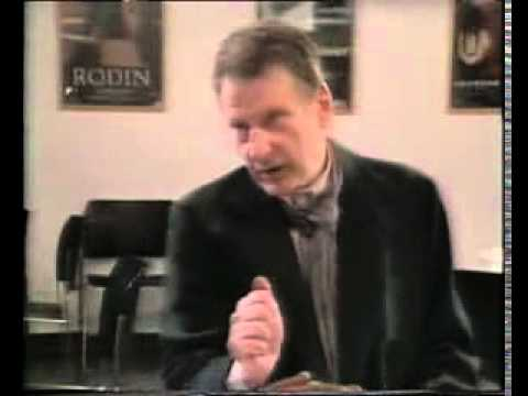 Lucian Freud's RAREST Interview - Part 3/5