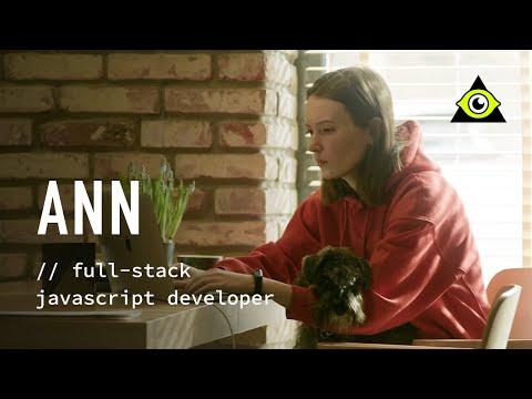 Ann / Full stack JS developer at Lemon