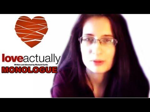 Monologue: Love, Actually
