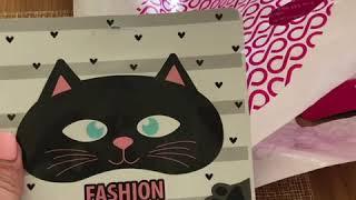 Распаковка маски для лица эконом сегмента магазин Подружка