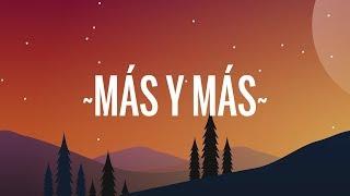 Download lagu Cartoon - Más Y Más (Letra/Lyrics) feat. Daniel Levi