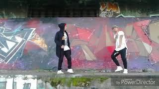 Bella remix Wolfine/Maluma Zumba coreografía