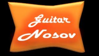 По улице моей (муз.М.Таривердиева, сл.Б.Ахмадулиной) Ноты для Голоса и Гитары