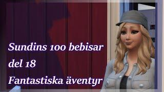 Sims 4: 100 Bebisar-utmaningen | Del 18 - Fantastiska äventyr
