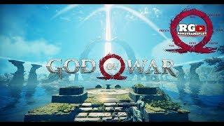 ⚔📛GOD OF WAR #5 REINO DE ALFHEIM Alfheim Exploração💥.(Gameplay Ps4-Pt br).