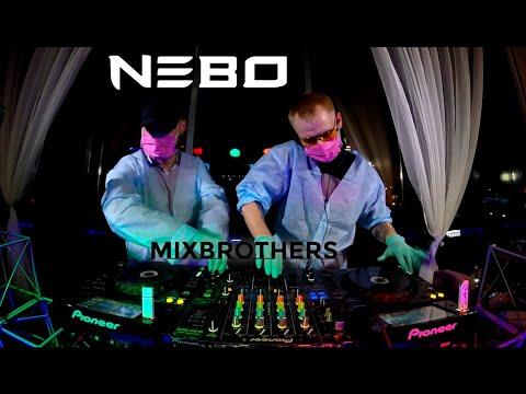 MIXBROTHERS (SUNRISE & PAPA VALERA) - Live @ Nebo 17.03.2020 #nebopartytime