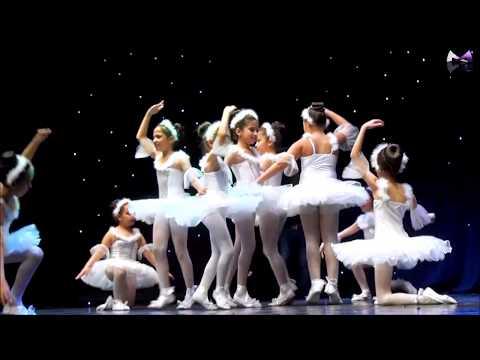 Swan Lake remix classical ballet_Motion Studio Recital 2018 حفل ستوديو موشن بدار الأوبرا المصريه