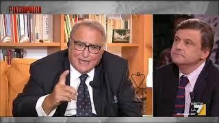 Sapelli vs Calenda: 'Italia unico paese in cui la classe dominante tifa per il default'