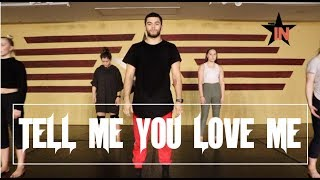 TELL ME YOU LOVE ME - Demi Lovato | @theINstituteofDancers | Choreography Rudy Garcia