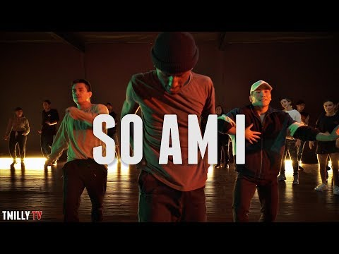 Ty Dolla $ign - So Am I - Dance Choreography by Andye J - #TMillyTV