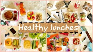 Healthy Lunches for Back to School Thumbnail