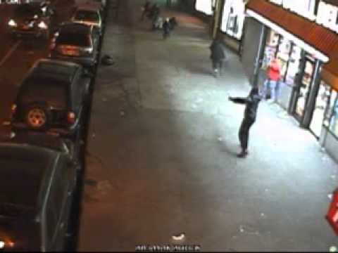 Bronx man shot at point blank range