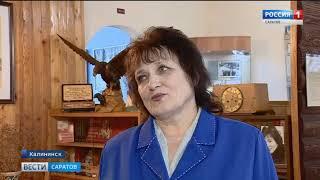 Экспозиция к столетию Михаила Алексеева продолжает работу в краеведческом музее Калининска