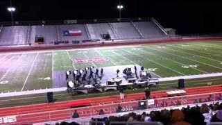 Blue Man Group at Lone Star Classic Drum Line Competition