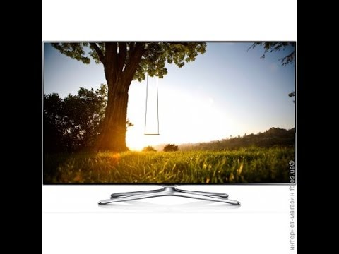видео: обзор,телевизор samsung f6500