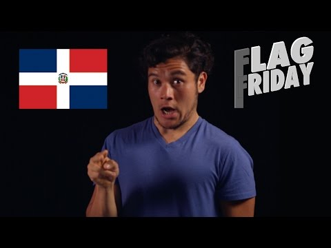 Geography Now! DOMINICAN REPUBLIC (Flag Friday)