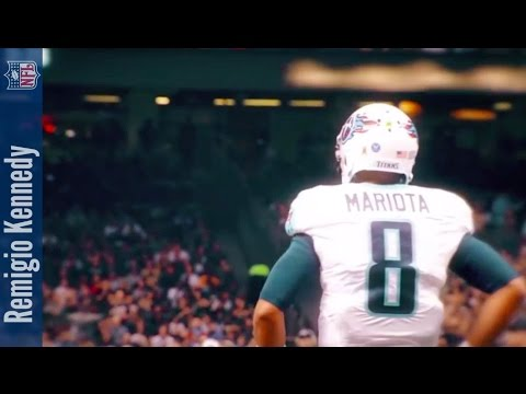 Marcus Mariota || Tennessee Titans || 2015 Rookie Highlights