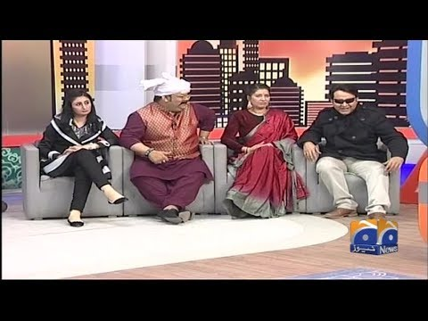 Khabarnaak - 29-December-2017 - Geo News