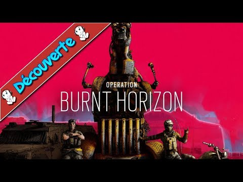 [Rediffusion 06/03/2019] À la découverte de Rainbow Six : Operation Burnt Horizon sur Xbox One