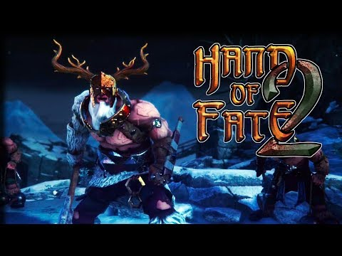 Blessings & Berserkers! – Hand of Fate 2 Gameplay  – Let's Play Part 4