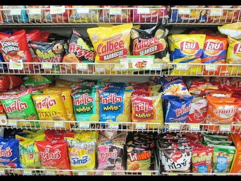 The Largest Factory Of Snack Food - Classic Science