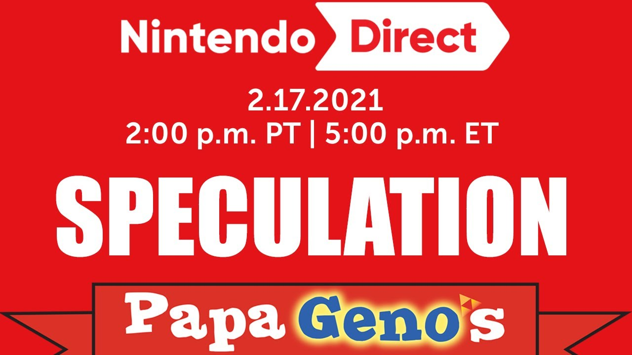 How to watch the Nintendo Direct February 2021 live stream