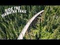 Ride the Hiawatha Trail | Northern Idaho (Vlog)