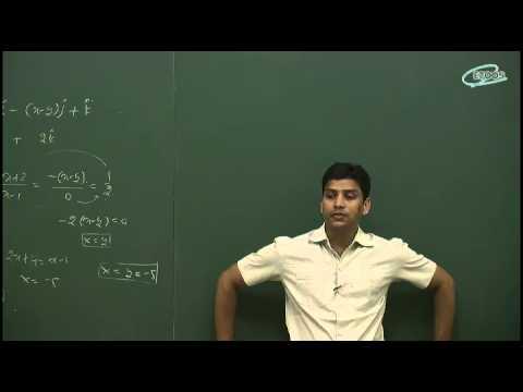 IIT JEE Main + Advanced   Mathematics   Vectors & 3D   SOJ Sir from etoosindia.com