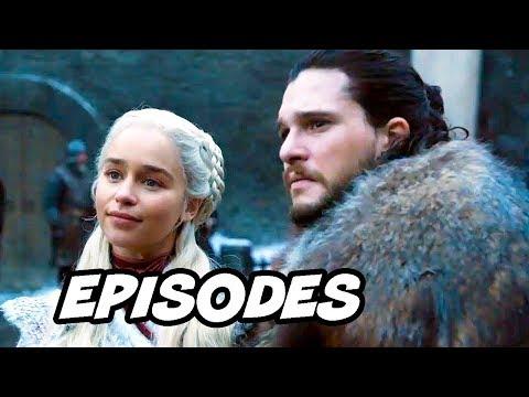 Game of Thrones Season 8 Episode 1 - 6 Details and Teaser Breakdown
