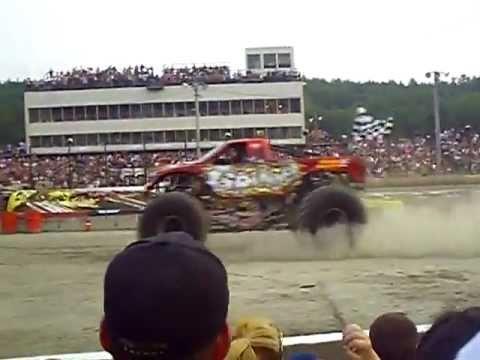 Monster Jam Summer Heat Lebanon Valley Speedway