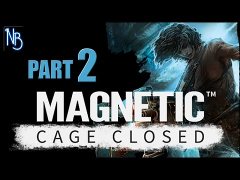 Magnetic Cage Closed Walkthrough Part 2 No Commentary |