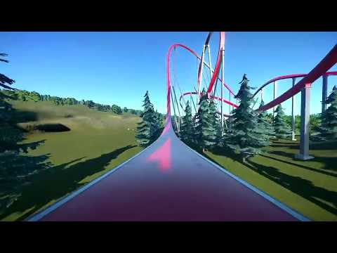 Planet Coaster - Top 10 Roller Coasters