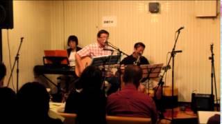 2011年9月17日 静岡市でのライブです。1か月以上前から左腕、肩...